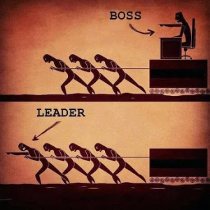 Leadership vs management - Olivier Carré-Delisle