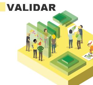 Proceso visual - Validar